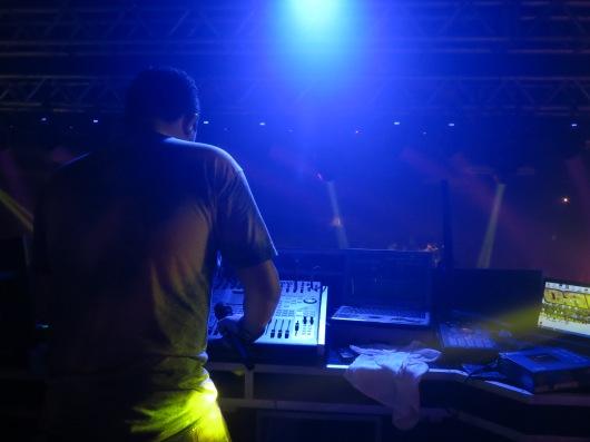 A technobrega DJ